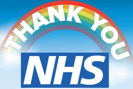 """Can you do better? Primary school pupils are invited to enter the """"Thank You NHS"""" poster competition"""