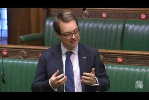 Urgent Question to the Minister for Business on the Debenhams and Arcadia closures