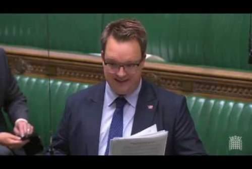 Queen Speech Health Debate: Mike Wood MP